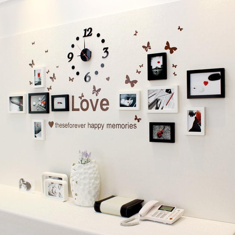 Mẫu khung tranh ảnh trang trí phòng ngủ trẻ em đẹp