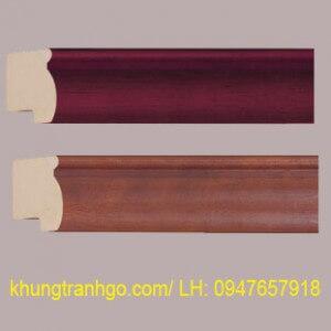 Phào gỗ khung tranh cao cấp PKT27