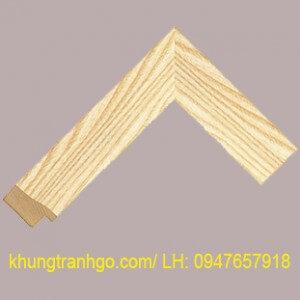 Phào gỗ khung tranh cao cấp PKT26