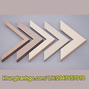 Phào gỗ khung tranh cao cấp PKT33
