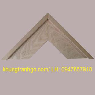 Phào gỗ khung tranh cao cấp PKT01