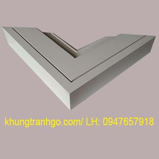 Phào gỗ khung tranh cao cấp PKT02